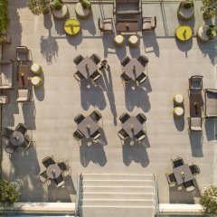 Отель Divani Apollon Palace & Thalasso фитнесс-зал фото 3