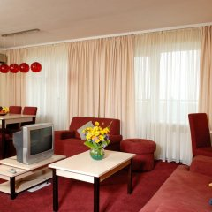 Гостиница 7 Дней Каменец-Подольский 3* Люкс разные типы кроватей