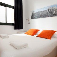 Отель Aspasios Verdi Apartments Испания, Барселона - отзывы, цены и фото номеров - забронировать отель Aspasios Verdi Apartments онлайн комната для гостей фото 2