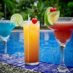 Отель Chachagua Rainforest Ecolodge гостиничный бар