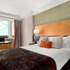 Отель Hilton London Metropole 4* Номер Делюкс с различными типами кроватей фото 2