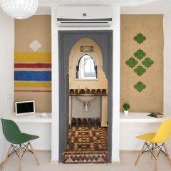 Отель Riad Amssaffah Марокко, Марракеш - отзывы, цены и фото номеров - забронировать отель Riad Amssaffah онлайн удобства в номере фото 2