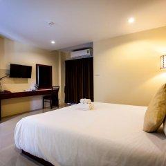 Отель JJW House Таиланд, пляж Май Кхао - 1 отзыв об отеле, цены и фото номеров - забронировать отель JJW House онлайн комната для гостей фото 2