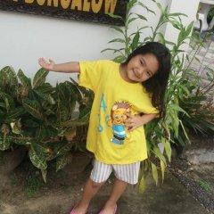 Отель Wattana Bungalow детские мероприятия фото 2