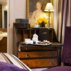 Отель Kleber Champs-Élysées Tour-Eiffel Paris 3* Стандартный номер с разными типами кроватей фото 11