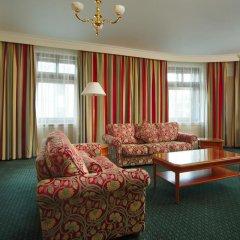 Гостиница Марриотт Москва Гранд 5* Люкс-студио с различными типами кроватей фото 12