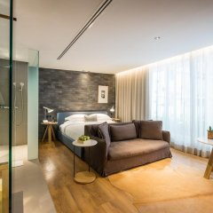 Отель Ad Lib 4* Стандартный номер с различными типами кроватей фото 9