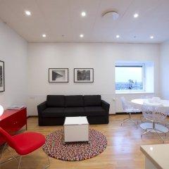 Апартаменты Europahuset Apartments Улучшенные апартаменты с различными типами кроватей