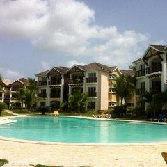 Отель Laguna Golf White Sands Apartment Доминикана, Пунта Кана - отзывы, цены и фото номеров - забронировать отель Laguna Golf White Sands Apartment онлайн бассейн