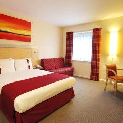 Отель Holiday Inn Express Birmingham Redditch 3* Стандартный номер с различными типами кроватей фото 5
