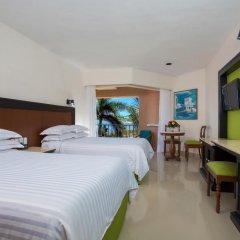 Отель Barcelo Huatulco Beach - Все включено 4* Номер Делюкс с двуспальной кроватью фото 3