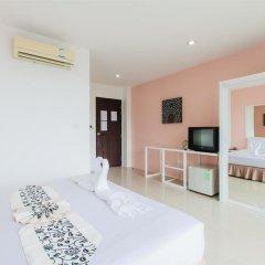 Отель Lords Place 2* Улучшенный номер разные типы кроватей фото 7