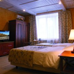 Мини-отель Ля мезон Полулюкс с разными типами кроватей фото 7