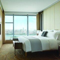 Отель Langham Place Guangzhou Улучшенный номер