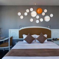 Alba Spa Hotel 3* Номер Делюкс с различными типами кроватей фото 4