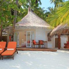 Отель Sun Aqua Vilu Reef 5* Вилла Делюкс с различными типами кроватей фото 4
