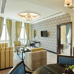 Отель Royal Maxim Palace Kempinski Cairo 5* Люкс с различными типами кроватей фото 5
