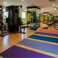 Citymax Hotel Bur Dubai фитнесс-зал