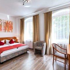 Отель ArtHotel City 3* Стандартный номер с различными типами кроватей фото 6