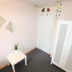 Отель Slippers B&B House Литва, Вильнюс - отзывы, цены и фото номеров - забронировать отель Slippers B&B House онлайн комната для гостей фото 4