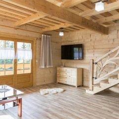 Отель udanypobyt Dom Bright House Косцелиско комната для гостей фото 3