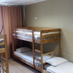 Хостел Браво Кровать в общем номере с двухъярусной кроватью фото 17