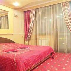 Гостиница Интурист–Закарпатье 3* Люкс повышенной комфортности с различными типами кроватей фото 4