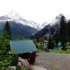Hotel Elbrus парковка
