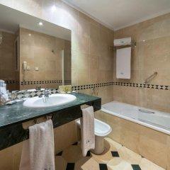 Отель Eurostars Mediterranea Plaza 4* Стандартный номер с различными типами кроватей фото 7