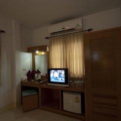Отель Promtsuk Buri 3* Бунгало Делюкс с различными типами кроватей фото 3