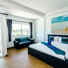 Colora Hotel 3* Номер Делюкс с двуспальной кроватью фото 2