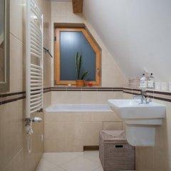 Отель Villa z widokiem na Giewont Косцелиско ванная