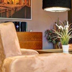 Отель Apartamenty Sun & Snow Poznań Польша, Познань - отзывы, цены и фото номеров - забронировать отель Apartamenty Sun & Snow Poznań онлайн интерьер отеля