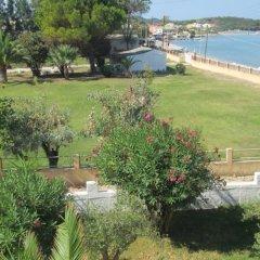Отель Ninos On The Beach Корфу