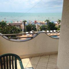 Hotel Vila Anna Дуррес балкон