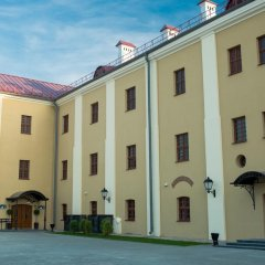 Гостиница Монастырcкий вид на фасад