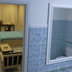 Отель Seaview 3* Стандартный семейный номер с двуспальной кроватью фото 11