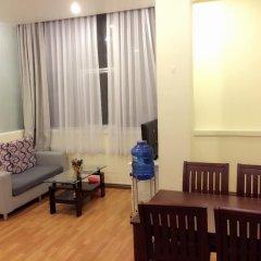 Отель Greenlife ApartHotel 3* Стандартный номер с различными типами кроватей фото 5