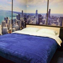 Prime Hostel Стандартный номер с различными типами кроватей