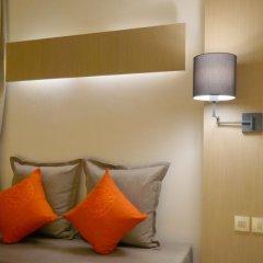Отель Yama Phuket 4* Улучшенный номер двуспальная кровать фото 9