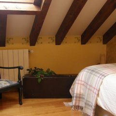 Отель Chalet Rural El Encanto комната для гостей