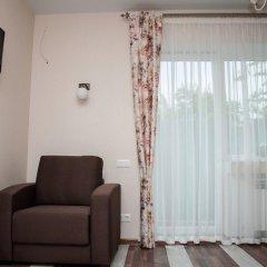 Гостевой дом Бонжур комната для гостей фото 7