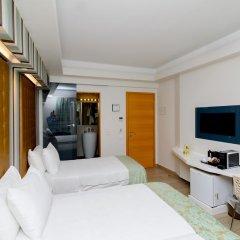 Kastro Hotel 3* Стандартный номер с различными типами кроватей фото 9