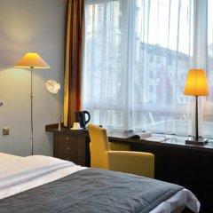 Savigny Hotel Frankfurt City 4* Стандартный номер с различными типами кроватей фото 8