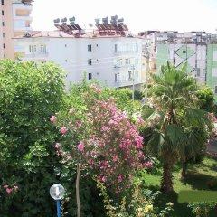 Отель Alis Oyta Aparts балкон