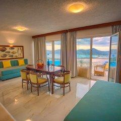 Отель Elounda Water Park Residence 4* Апартаменты с различными типами кроватей фото 7