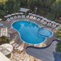 Aquamarine Hotel бассейн фото 2