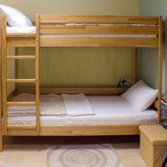 Баллет Хостел Кровать в общем номере с двухъярусной кроватью фото 15