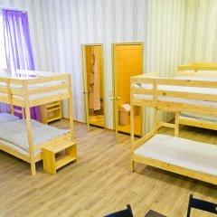 Hostel Tsentralny Кровать в женском общем номере с двухъярусной кроватью фото 5