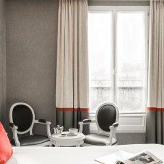 Отель Maison Albar Hotels Le Diamond 5* Улучшенный номер с различными типами кроватей фото 6